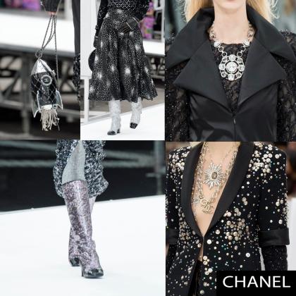 Chanel ground control/ otoño invierno 2017
