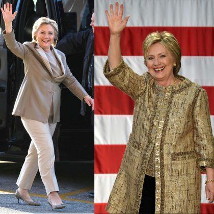 Hillary Clinton style