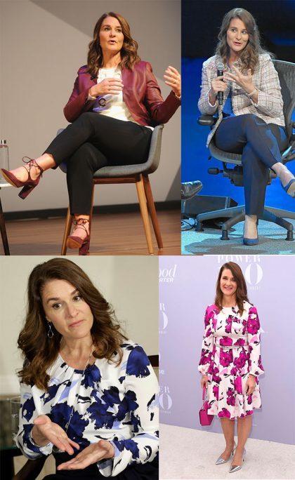 Melinda Gates Style