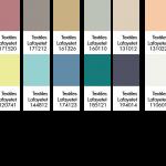 Emocional paleta de colores