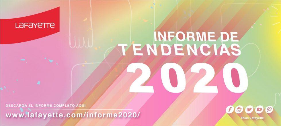 Informe de tendencias 2020