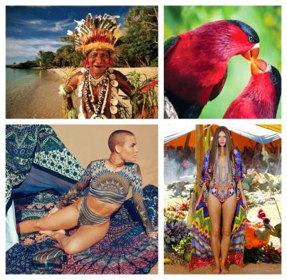 TENDENCIAS BEACHWEAR: PRIMAVERA / VERANO 2019