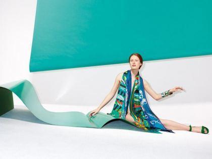 pañuelo de Hermès