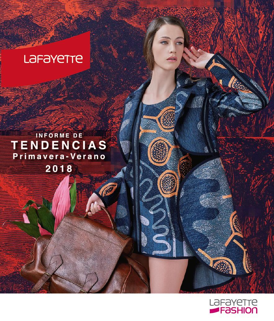 Lafayette fashion tendencias de moda primavera verano 2018 for Tendencias primavera verano 2018