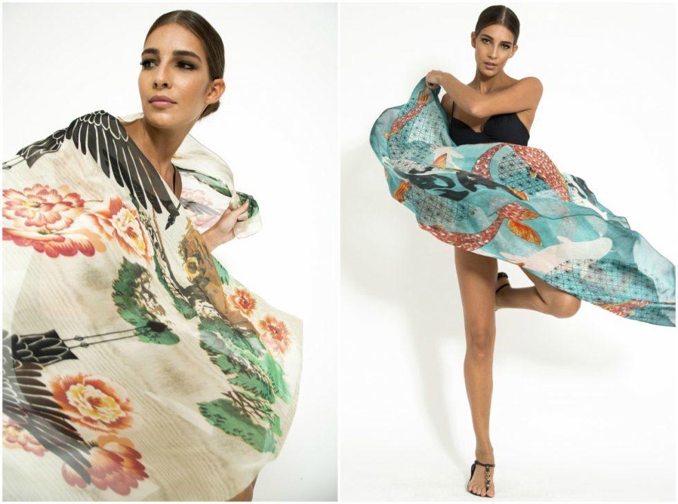 sarong diseñadora Edith Head